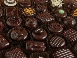 chocolat boite