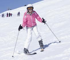 femme ski