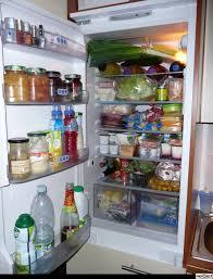 frigo plein