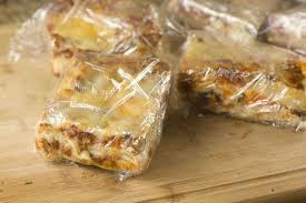 lasagne congeler