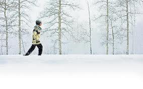 marche hiver