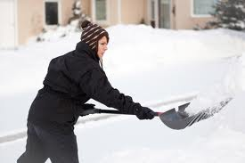 pelleter neige