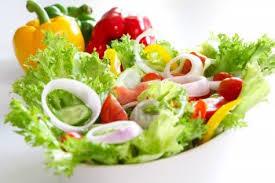 salade assiette