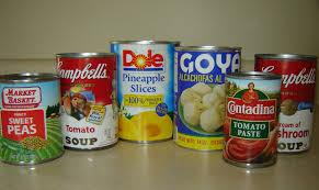 aliment conserve