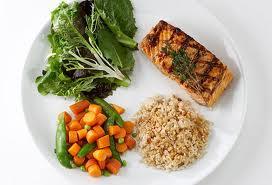 assiette santé