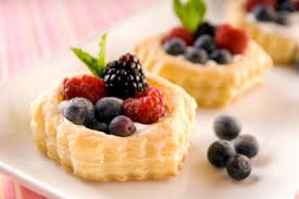 desserts avec fruits