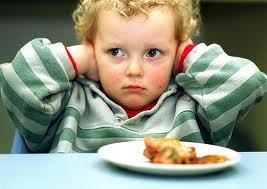 enfant ne veut pa manger