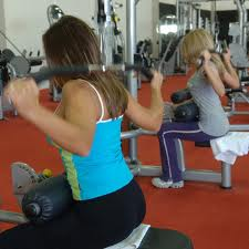 entrainement femme gym