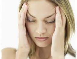 femme stresser