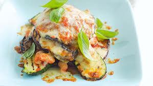 lasagne aubergine