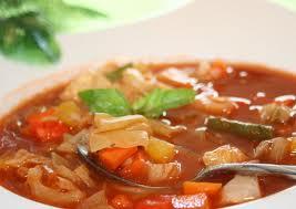 soupe chou