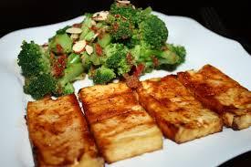 tofu repas
