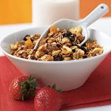 cereales dejeuner
