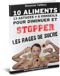 10 aliments rage
