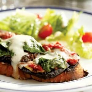 recette sandwich légumes grillés