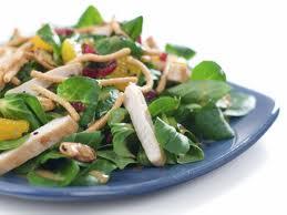 poulet salad