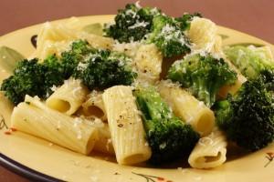 brocoli pâte