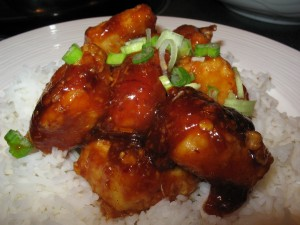 recette tofu general