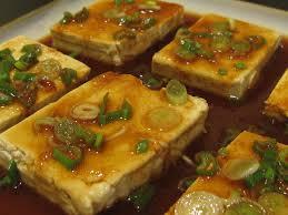 recette tofu mariné