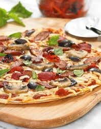recette pizza végé