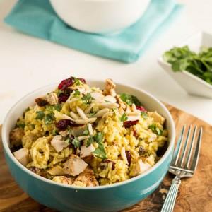 recette salade poulet 2