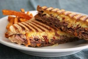 recette sandwich boeuf