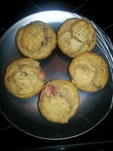 recette jessika muffins