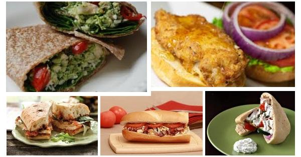 5 id es recettes de sandwich la poitrine de dinde grill e maigrir sans faim. Black Bedroom Furniture Sets. Home Design Ideas
