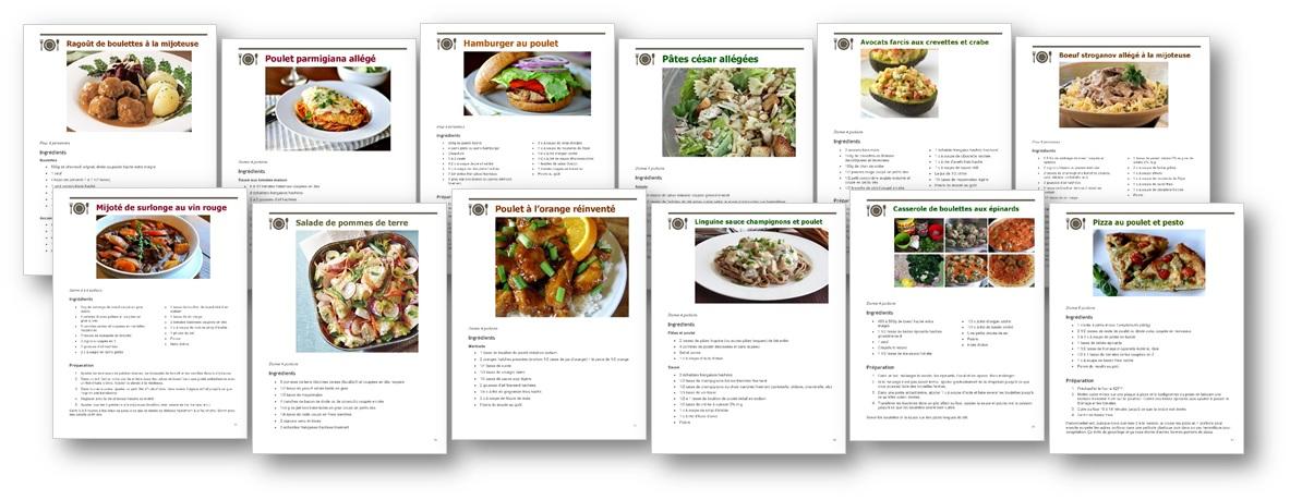 page 87 ma recette minceur d hamburger au poulet maigrir sans faim. Black Bedroom Furniture Sets. Home Design Ideas